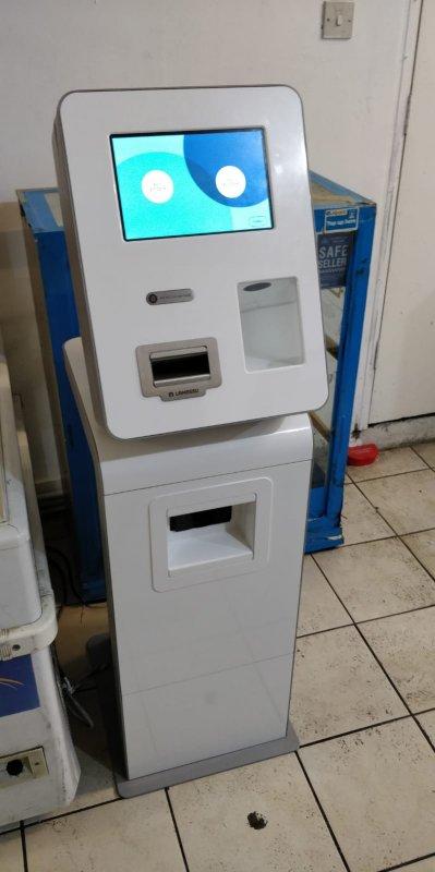 Bitcoin ATM à vendre