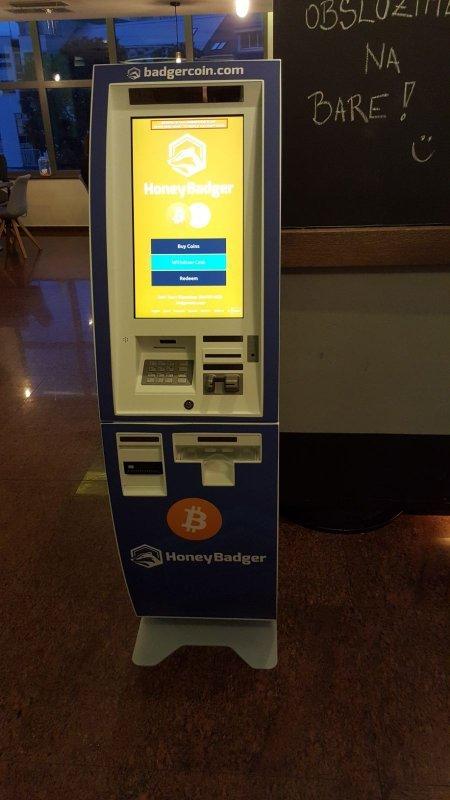 Buy Bitcoin ATM