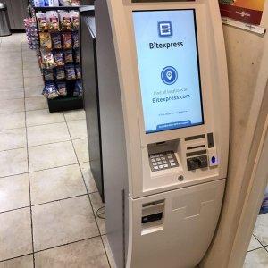Bitcoin Atm Usage