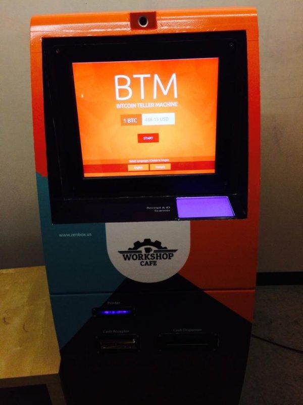 San Diego gets its first Bitcoin ATM - CBS News 8 - San Diego, CA News Station - KFMB Channel 8