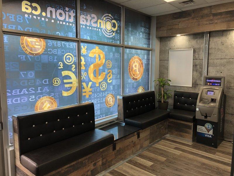 Bitcoin ATM near Oradea