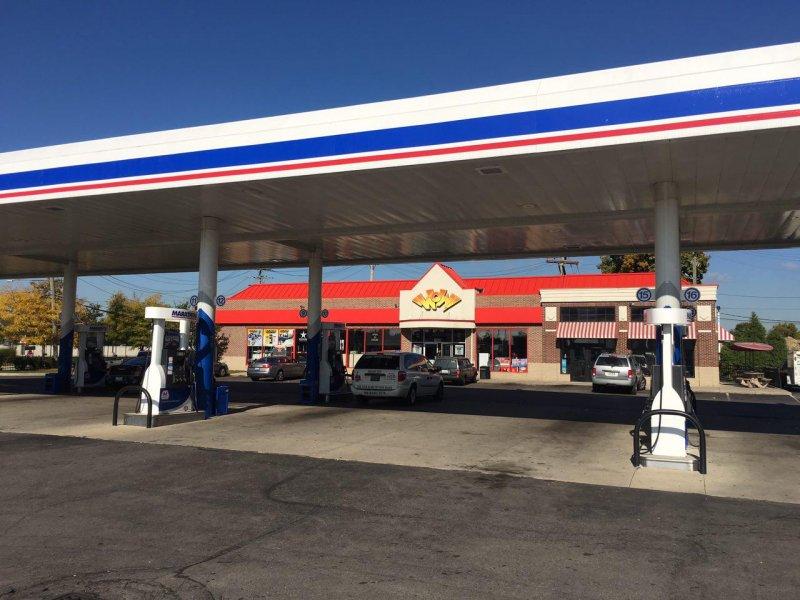 Bitcoin atm in detroit marathon gas station
