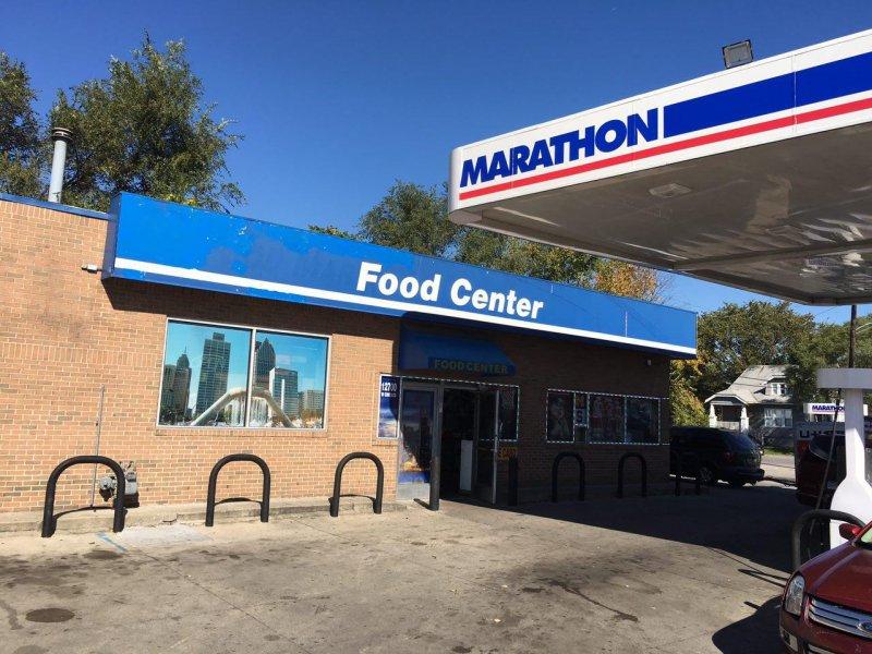 Nearest Mobil Gas Station >> Bitcoin ATM in Detroit - Marathon Gas Station