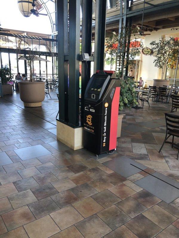 Bitcoin ATM in Chula Vista - Otay Ranch Town Center