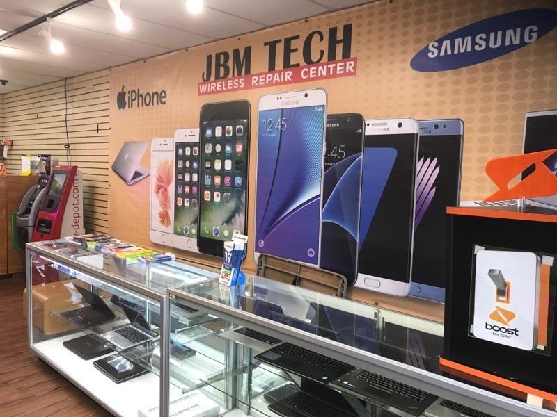Bitcoin Atm In Jersey City Jbm Tech Wireless Repair Center