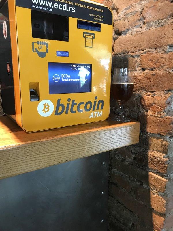 bitcoin mašina vankuveris