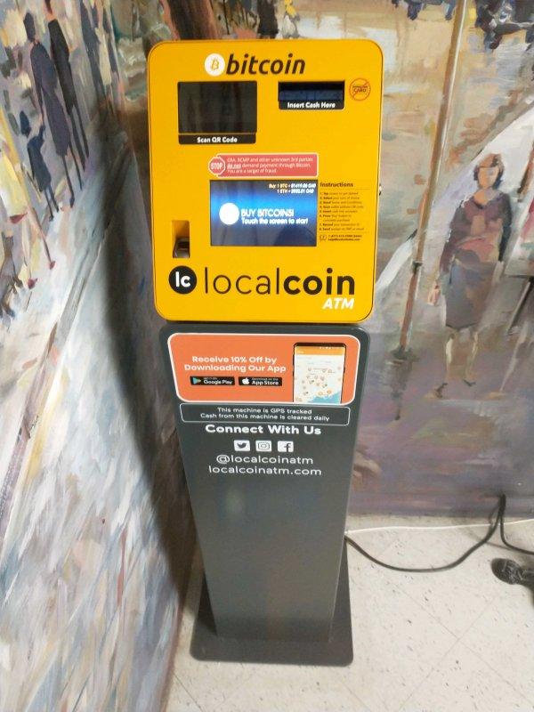 bitcoin atm markham bitcoin comercianți în chandigarh