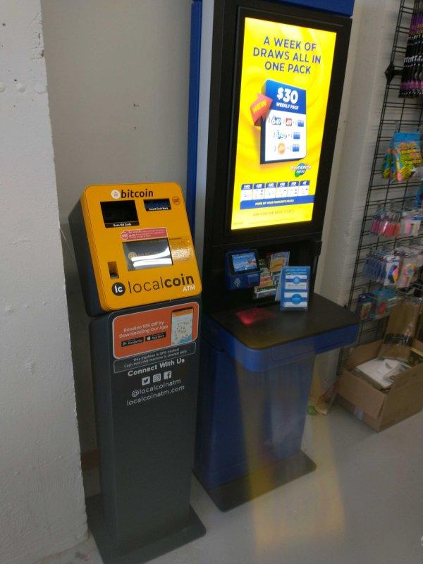 bitcoin atm markham valoarea bitcoin australia