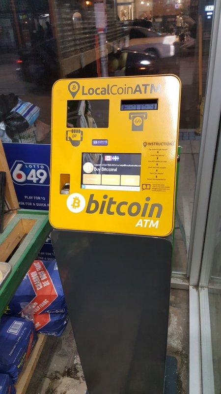 dove acquistare bitcoin a toronto