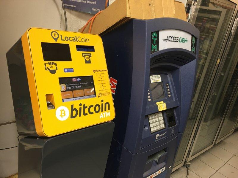 bitcoin machine toronto