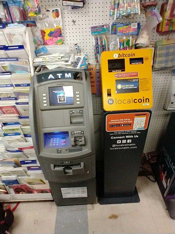 bitcoin atm markham