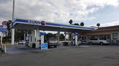 Bitcoin ATM in Los Angeles - Arco Gas