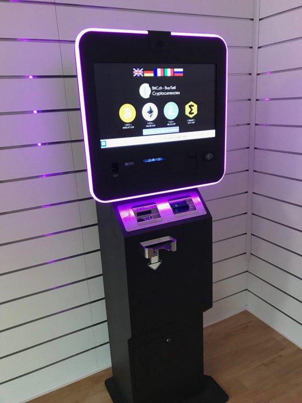 bitcoin atm zürich
