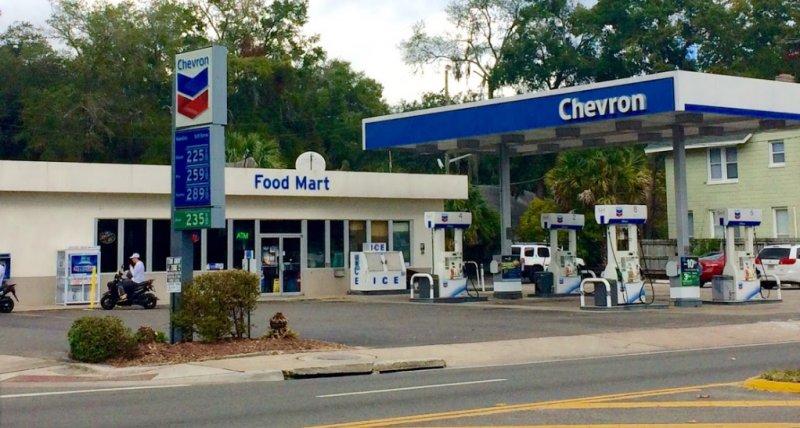 Nearest Cheapest Gas Station >> Bitcoin ATM in Gainesville - Chevron