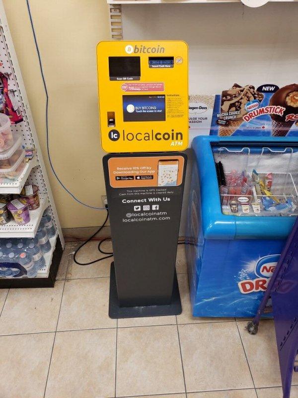 bitcoin atm markham piața de valori cu bitcoin