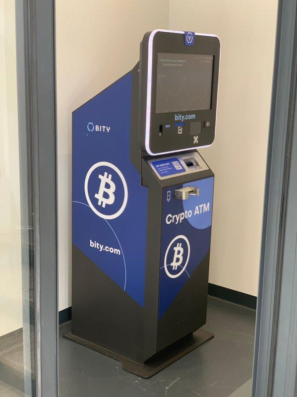 bitcoin atm ciurich