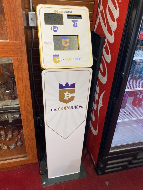 Bitcoin ATM in Palm Springs, CA - Vaporizers Smoke Shop