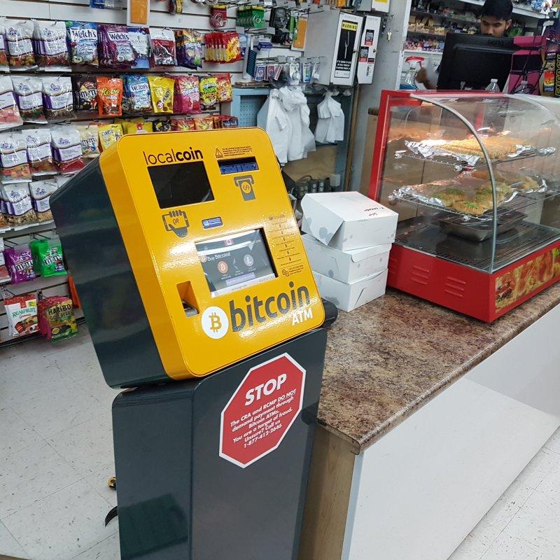 Bitcoin ATM in Vancouver CA - Solo Market
