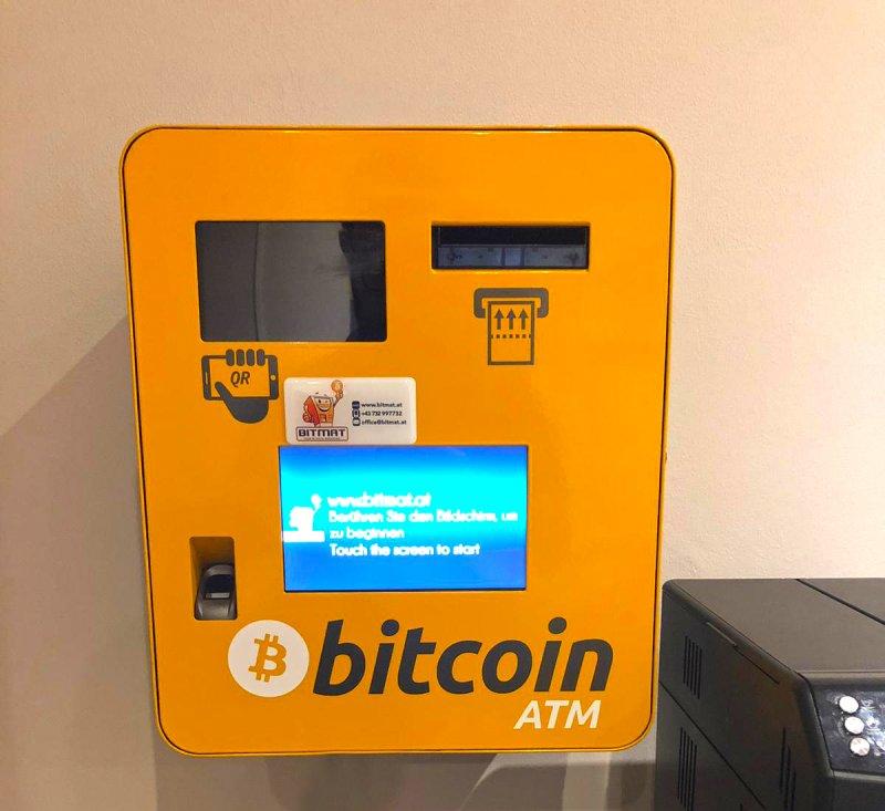 Bitcoin ATM in Innsbruck - London's Taste The Vape Shop