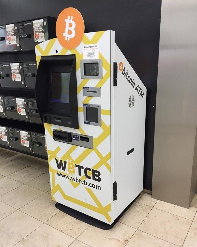 bitcoin prague trader bancario