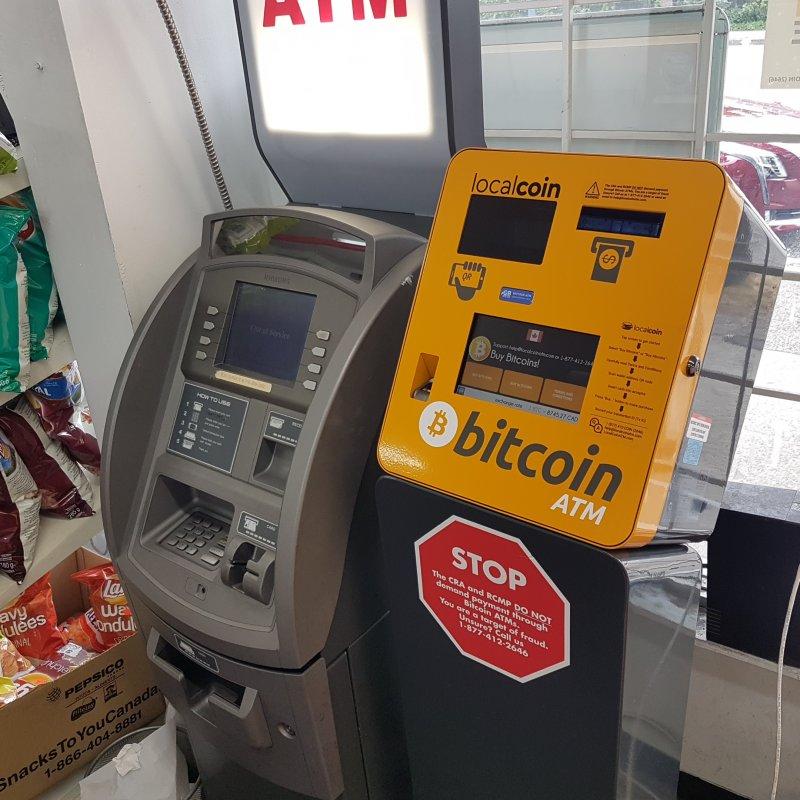 bitcoin atm kingsway)