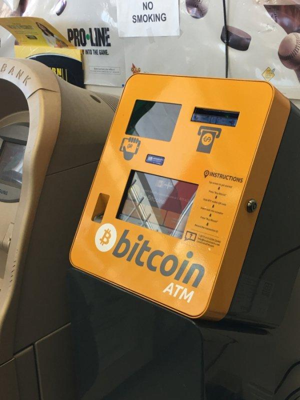 bitcoin atm vaughan