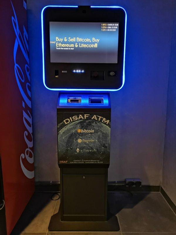 General bytes atm fees