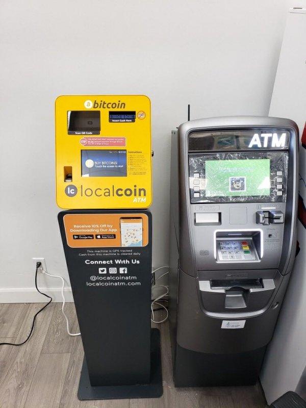 bitcoin machine toronto)