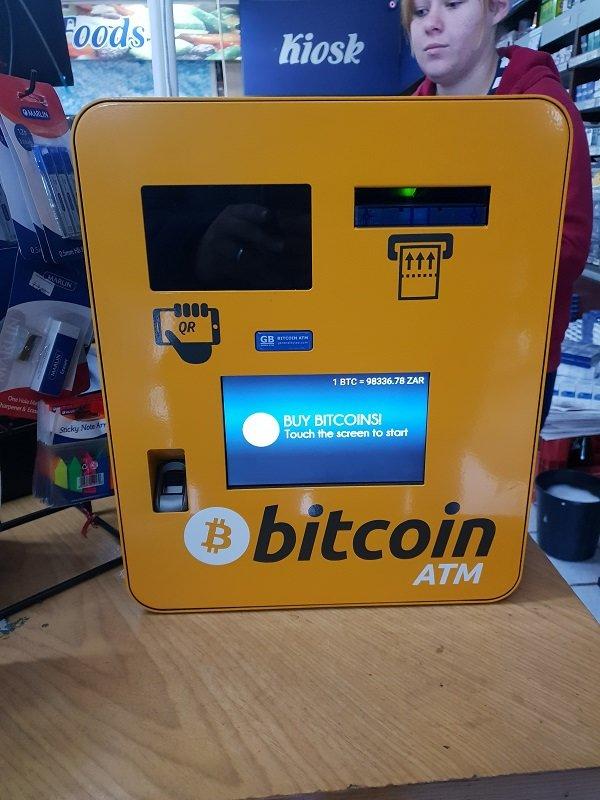 Ennyi bitcoinos ATM van a világon - Bitport – Informatika az üzlet nyelvén