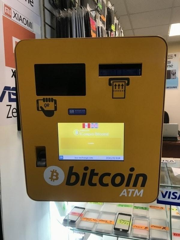 bitcoin atm retrage bani