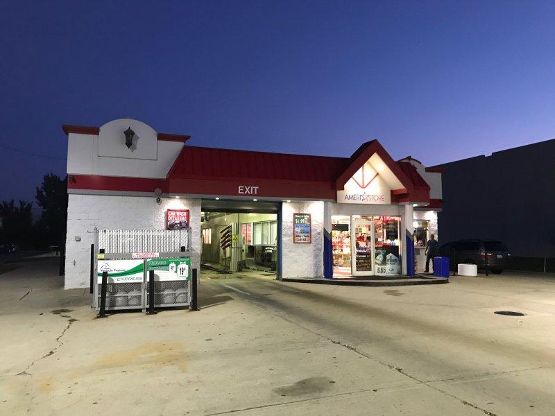 Nearest Shell Gas Station >> Bitcoin ATM in Addison - Marathon Gas Station