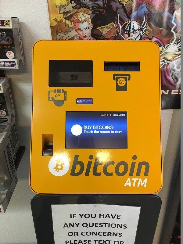 bitcoin atm vegas