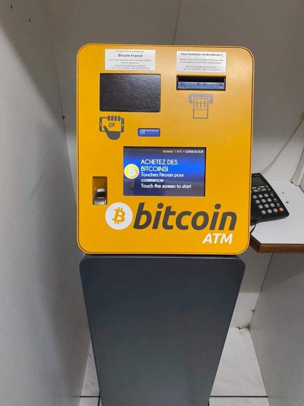 bitcoin atm franța