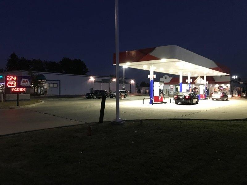 Nearest Mobil Gas Station >> Bitcoin ATM in Addison - Marathon Gas Station