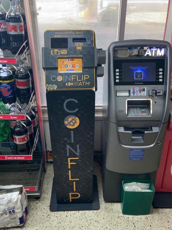 bitcoin machine melbourne