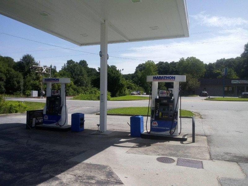Bitcoin ATM in Lilburn - Marathon Gas
