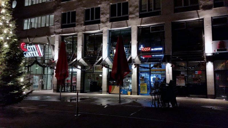 Kiosk Kassel