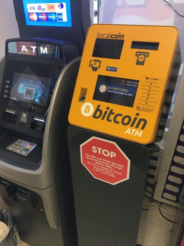 bitcoin atm ontario)