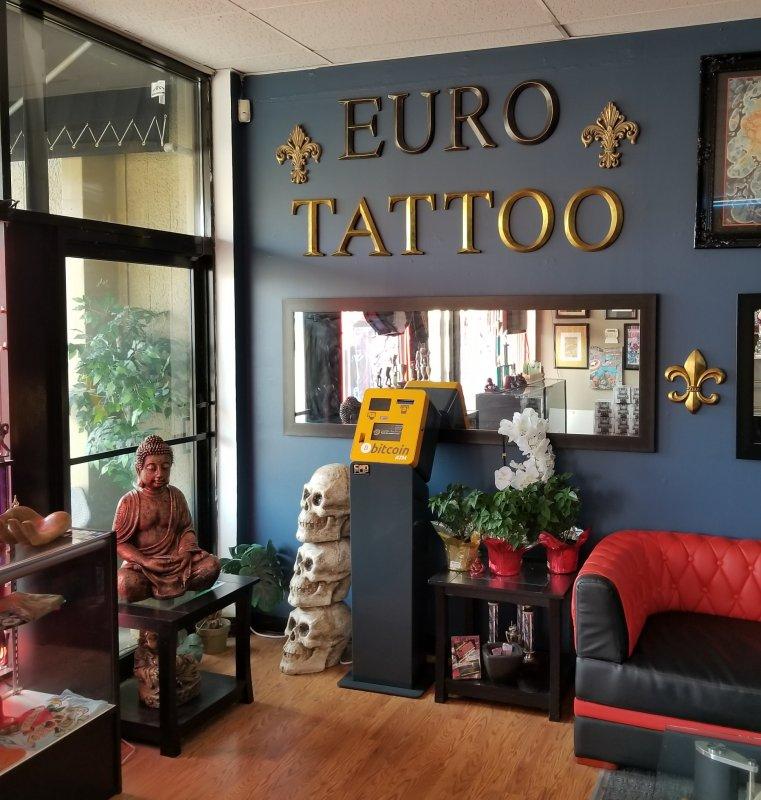 Bitcoin Atm In Rockford Euro Tattoo