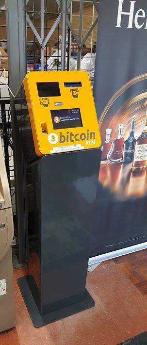 Bitcoin ATM in Pasadena, CA - Showcase Liquor