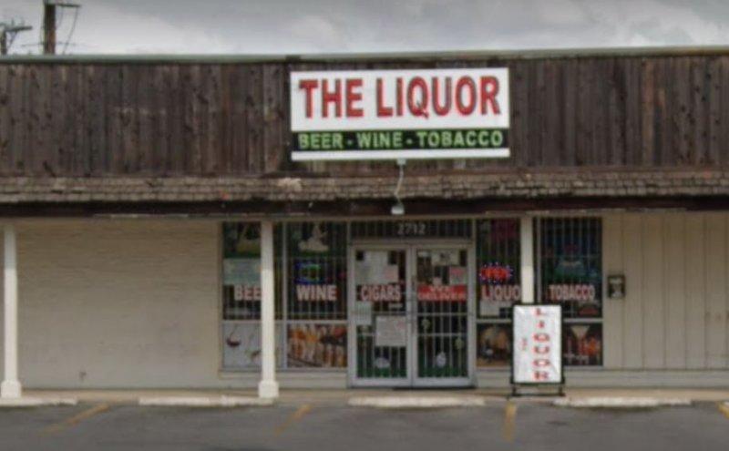 Bitcoin ATM in San Antonio - The Liquor