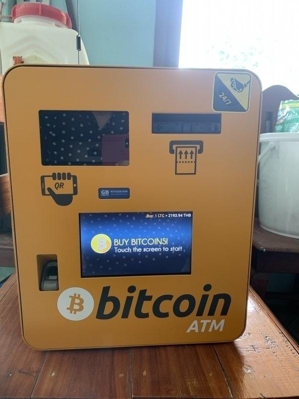 bitcoin atm in bangkok)
