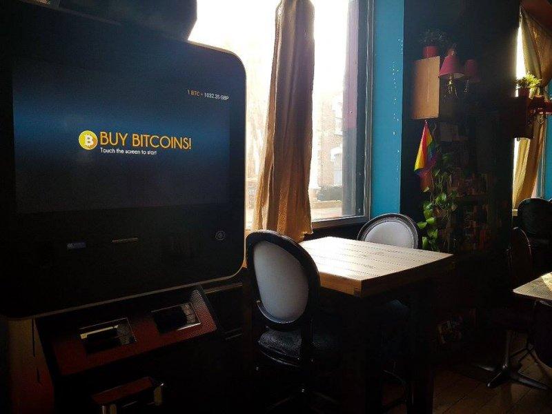 Bitcoin atm london ontario