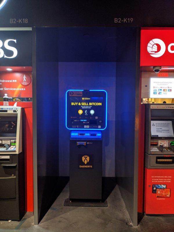 come il commercio bitcoin singapore)