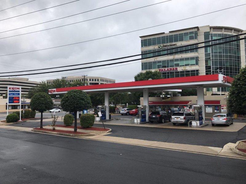 Nearest Gas Stations >> Bitcoin ATM in Vienna, VA - Exxon Gas Station - Tysons Corner