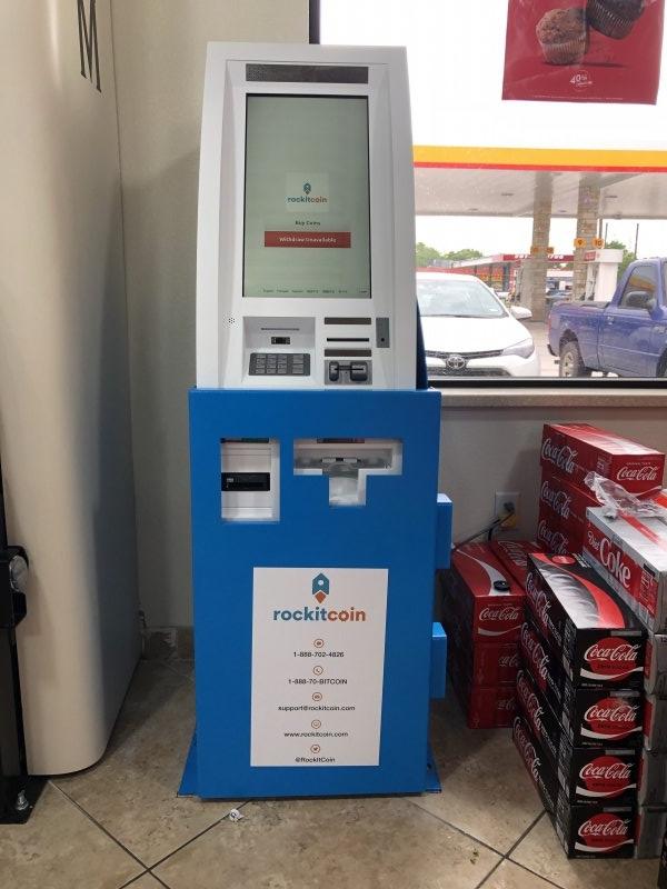 Bitcoin ATM in Houston - Star Shop #42