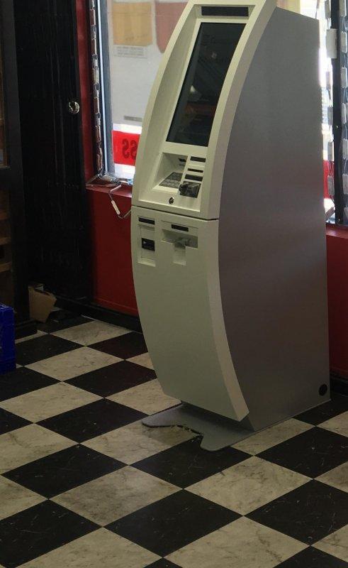 Cheapest Gas In Las Vegas >> Bitcoin ATM in Las Vegas - Smoke House 2