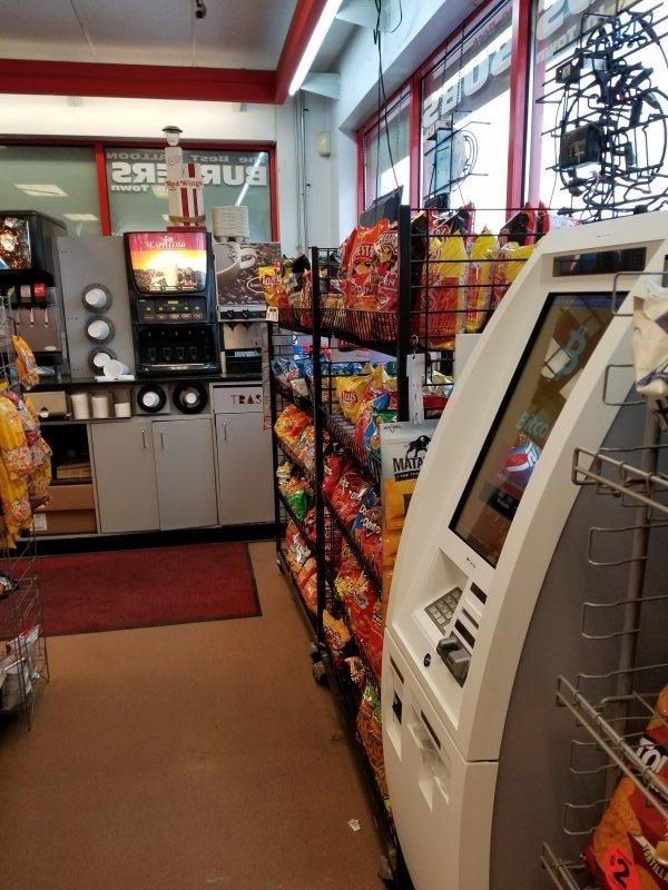 Bitcoin ATM in Toledo - Sunoco Gas / Subway