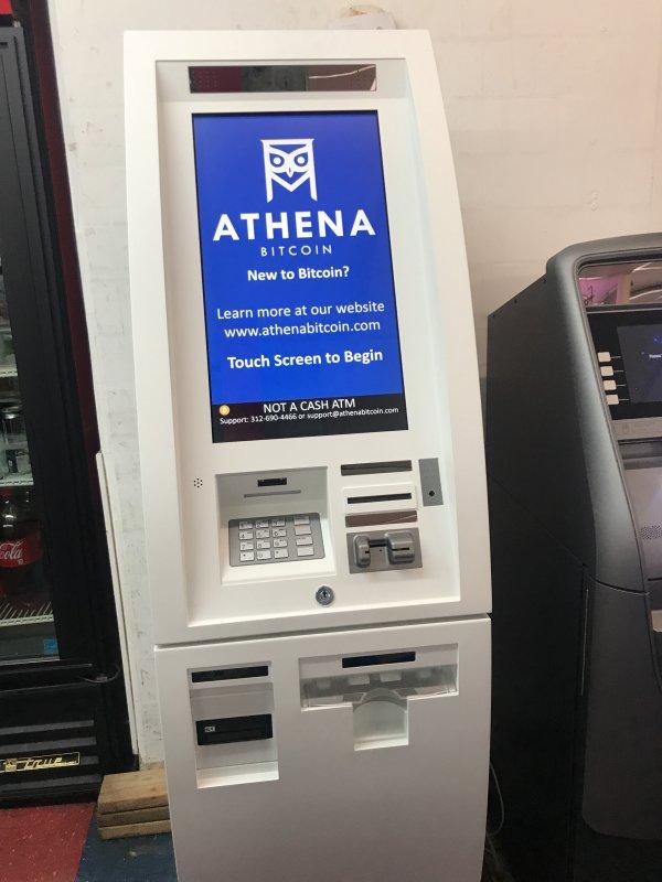 Bitcoin ATM vicino Laval