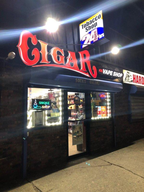 Bitcoin ATM in Roosevelt - CIGAR Vape Shop